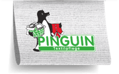 Pinguin Logo auf Wäschelabel