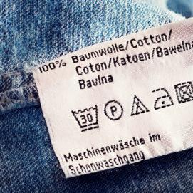 Waschsymbole – Was sagen uns die Pflegesymbole in den Kleidungsetiketten